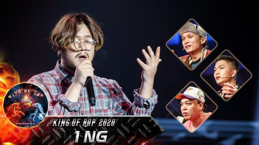 1nG gây ấn tượng với bởi bản Rap Love day dứt, BigDaddy khẳng định: 'Đây là hậu duệ của LK'