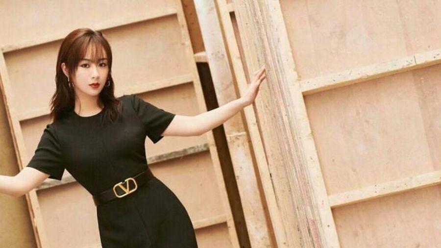 Dương Tử diện trang phục hàng hiệu trong buổi chiêu thương của Tencent vẫn bị chê kém sang, là do stylist hay khí chất chỉ có vậy?