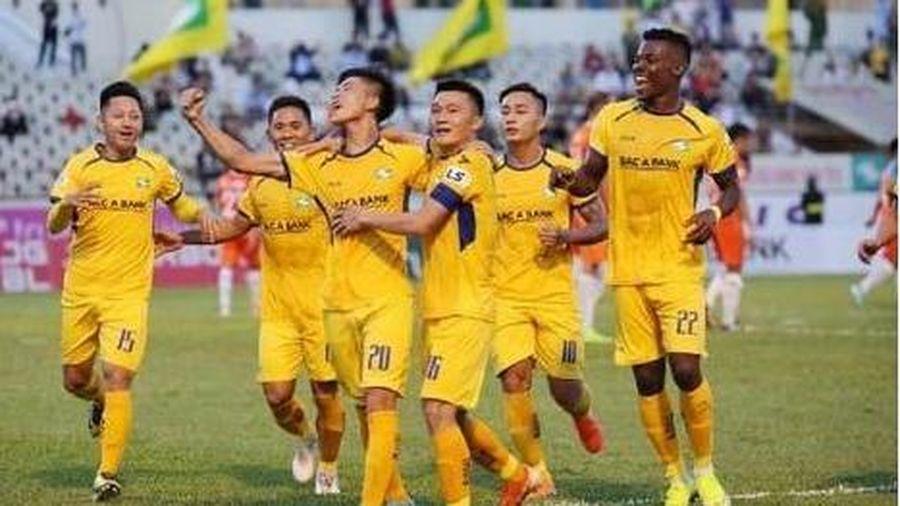 Những thống kê buồn về 2 đội bóng xứ Nghệ sau vòng 11 V.League