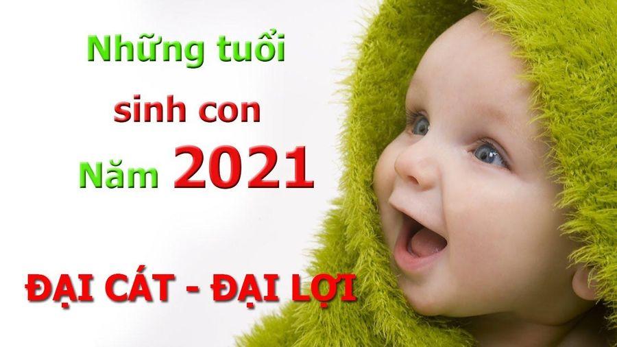 Sinh con năm 2021 Tân Sửu: Bố mẹ tuổi gì? Đẻ con tháng nào để kích tài lộc