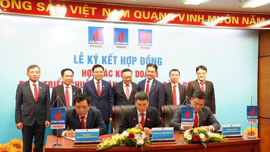 Ký kết các hợp đồng thỏa thuận hợp tác đầu tư