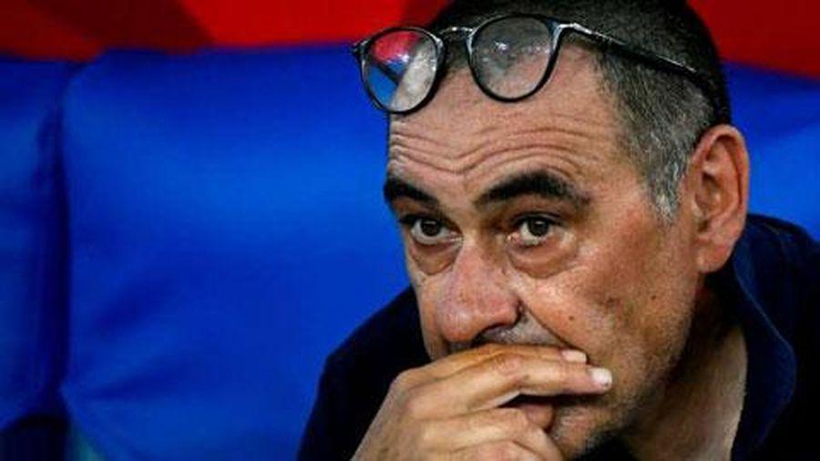 Juventus của Sarri có thành tích tệ nhất trong 9 mùa vô địch Serie A