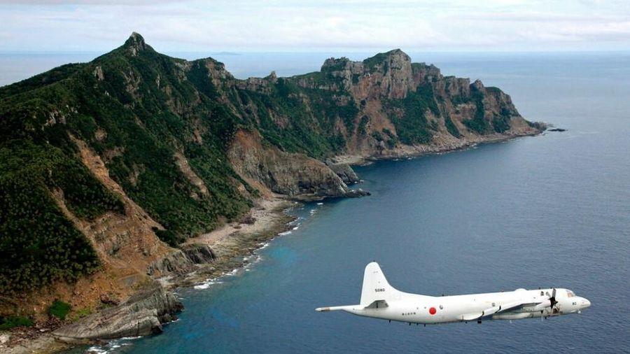 Nhật đáp trả sự xâm nhập của Trung Quốc ở Hoa Đông