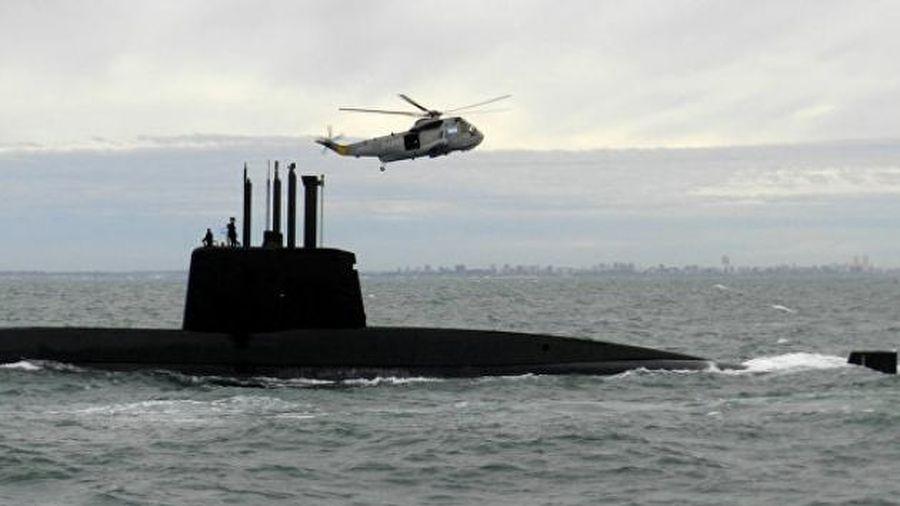 Hải quân Mỹ tuyên bố đã 'đánh chìm' thành công một 'tàu ngầm Nga' ở Đại Tây Dương
