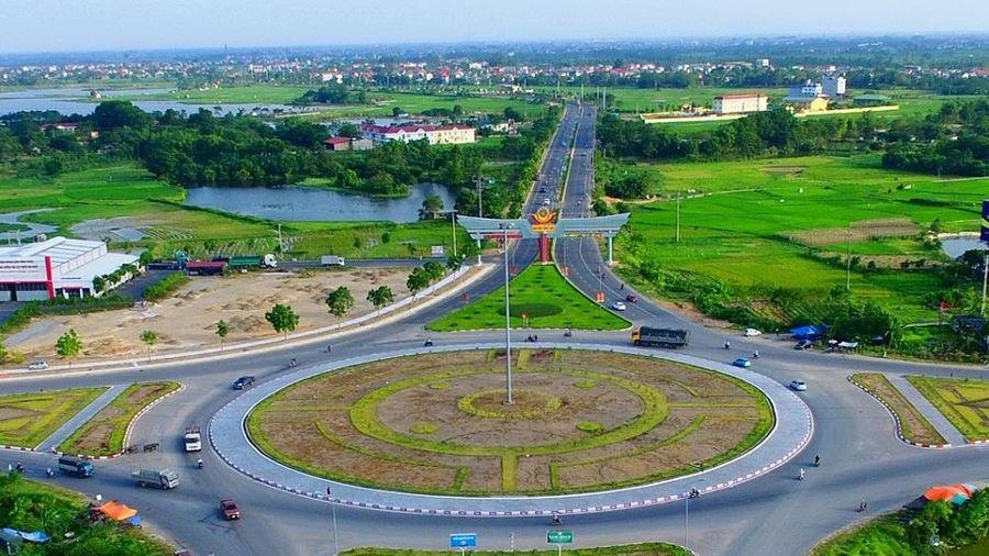 Yên Lạc (Vĩnh Phúc): Chú trọng đầu tư kết cấu hạ tầng thúc đẩy phát triển kinh tế - xã hội