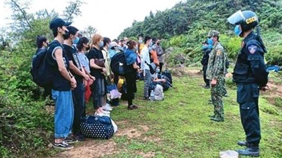 Lực lượng Công an nỗ lực ngăn chặn nhập cảnh trái phép vào Việt Nam
