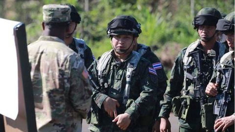 Lính Thái Lan nhiễm nCoV sau đợt huấn luyện chung với Mỹ ở Hawaii