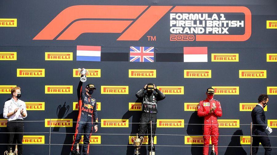 Chặng đua F1 British Grand Prix 2020: Chiến thắng nghẹt thở của Lewis Hamilton