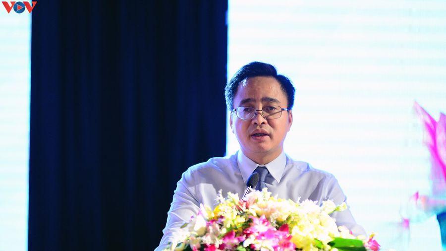 Khai mạc Đại hội Đại biểu Liên Chi hội Nhà báo Đài Tiếng nói Việt Nam