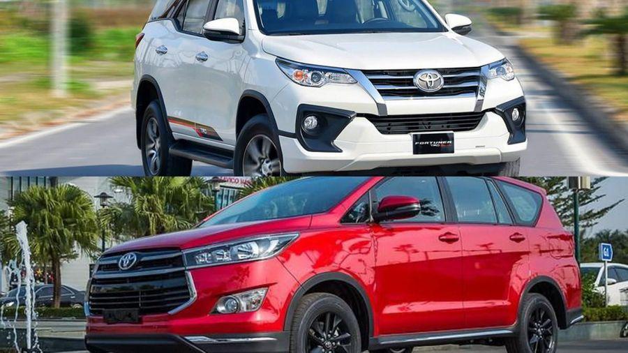 Triệu hồi hơn 700 xe Toyota Innova và Fortuner tại Việt Nam