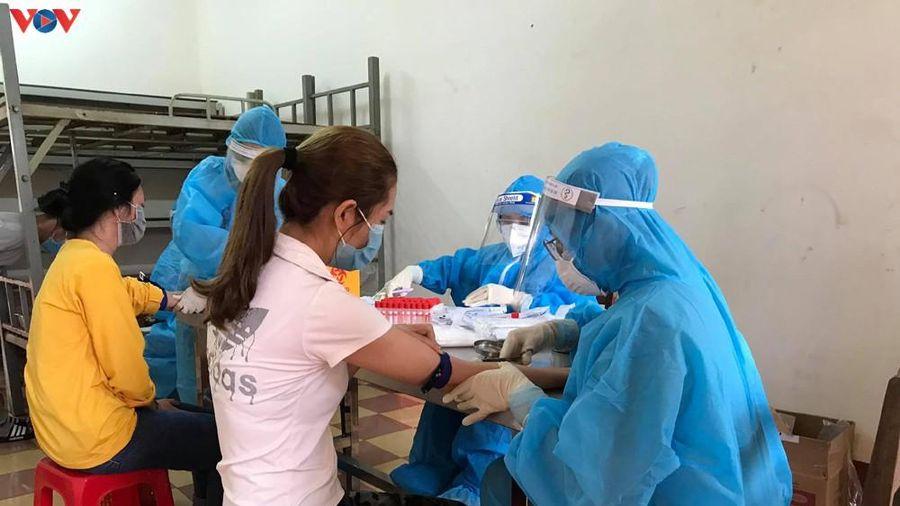 89 trường hợp liên quan đến BN 601, 602 ở Đắk Lắk có kết quả âm tính