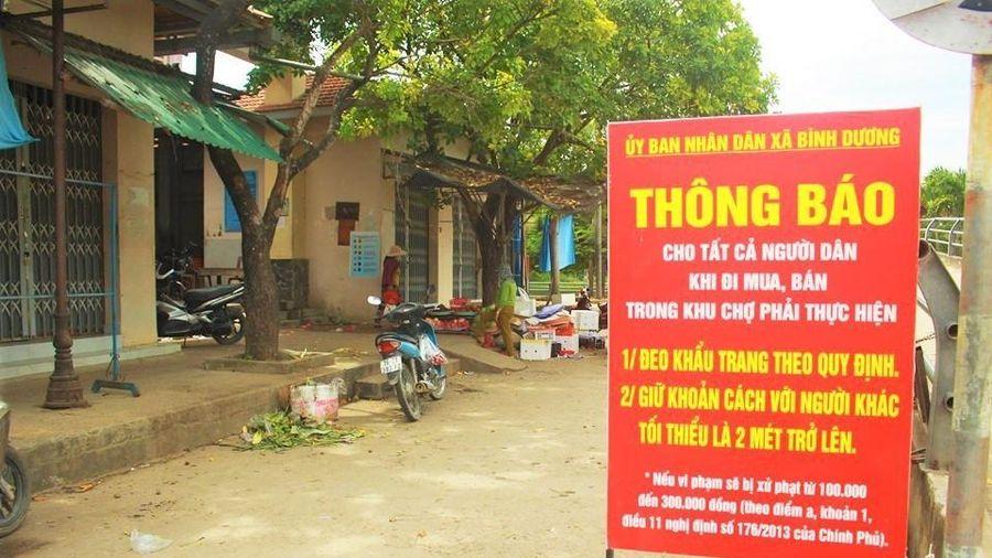 Cách ly y tế tại chỗ gần 1.000 người dân ở xóm bệnh nhân 621 sinh sống