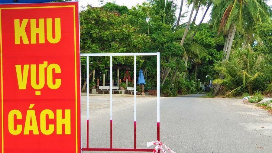 Lịch trình di chuyển dày đặc của 6 bệnh nhân COVID-19 ở Quảng Nam