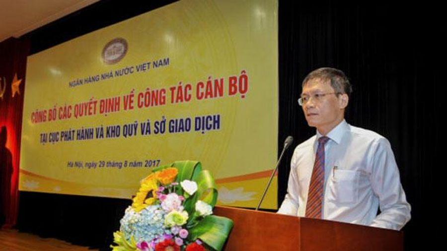 Thủ tướng bổ nhiệm Chủ tịch Hội đồng quản trị Bảo hiểm tiền gửi Việt Nam