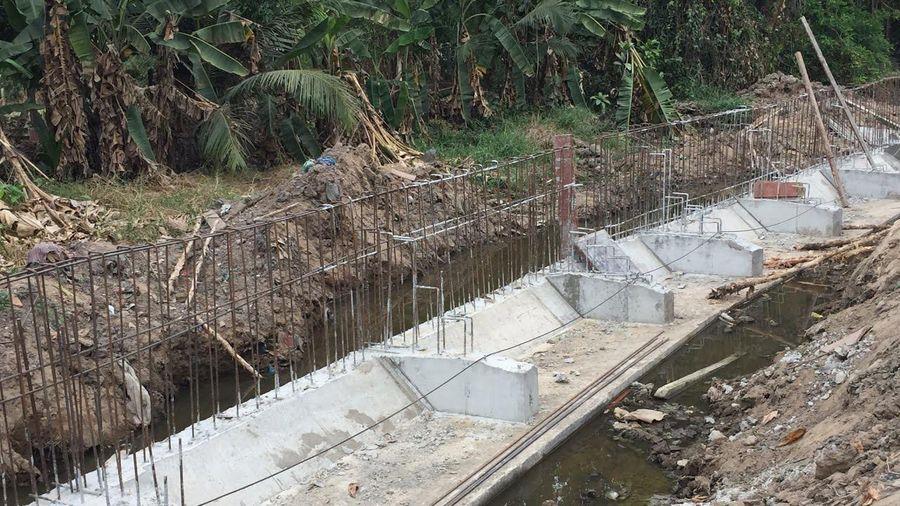 Kon Tum: Đầu tư 28 tỷ đồng cho tuyến kè suối Đăk Ter - huyện Tu Mơ Rông