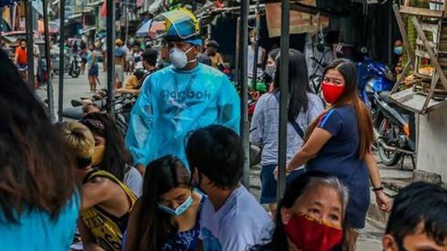 Philippines tái áp đặt lệnh phong tỏa nghiêm ngặt Thủ đô