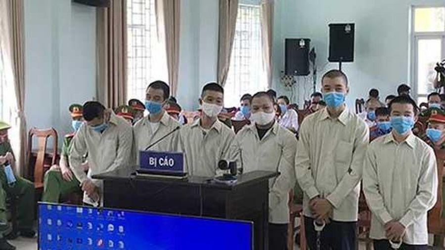 Hình phạt thích đáng cho nhóm bị cáo đưa người Trung Quốc nhập cảnh trái phép