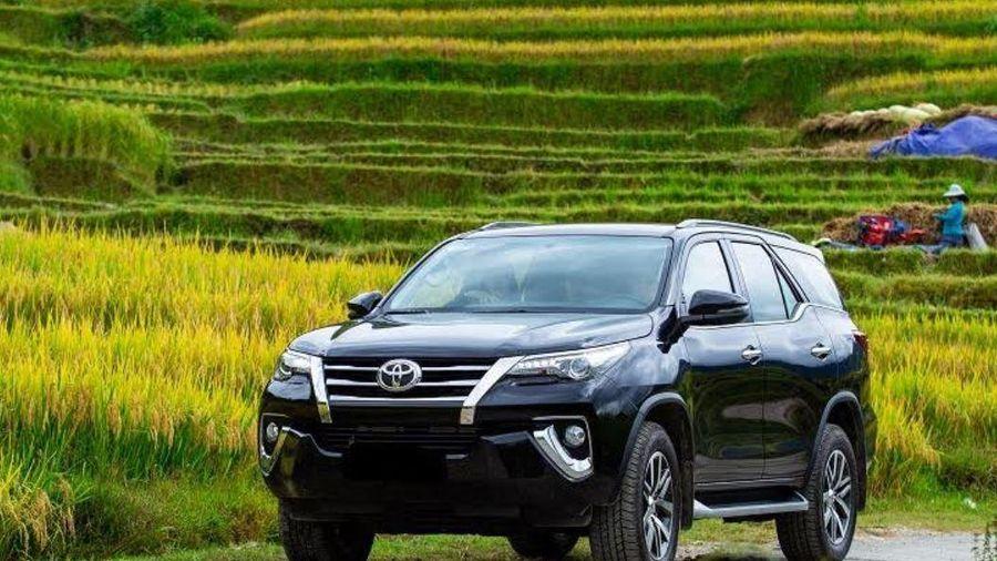 Triệu hồi Toyota Fortuner và Innova lắp ráp trong nước vì lỏng bu lông