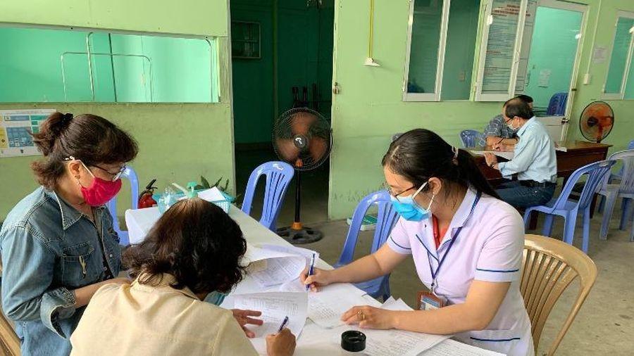 TP.HCM có thêm hơn 6.000 người khai báo từ Đà Nẵng về