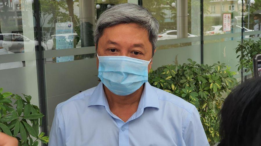 Thứ trưởng Nguyễn Trường Sơn khuyến cáo tuân thủ giãn cách