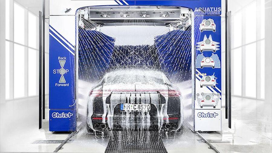 Dịch vụ rửa xe công nghệ cao - Tương lai mới cho ngành chăm sóc xe
