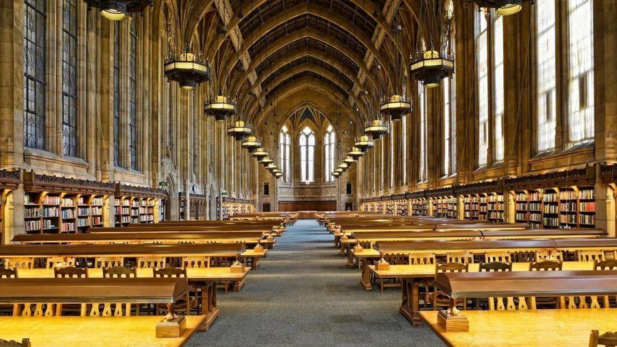 10 thư viện trường học đẹp nhất thế giới