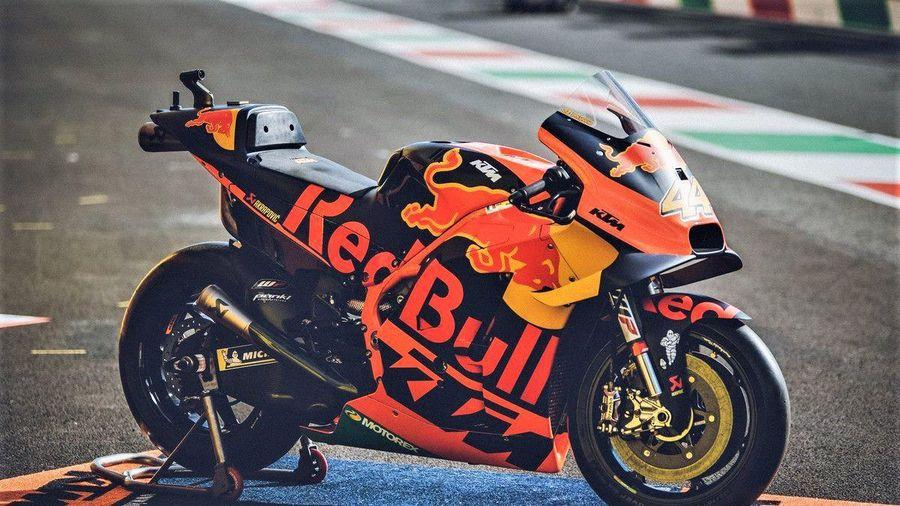 Xe đua MotoGP được rao bán công khai, giá gần 340.000 USD