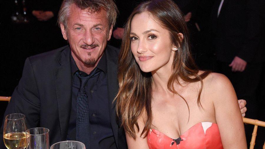 Sean Penn - tài tử nổi tiếng đào hoa, kết hôn lần ba ở tuổi 60