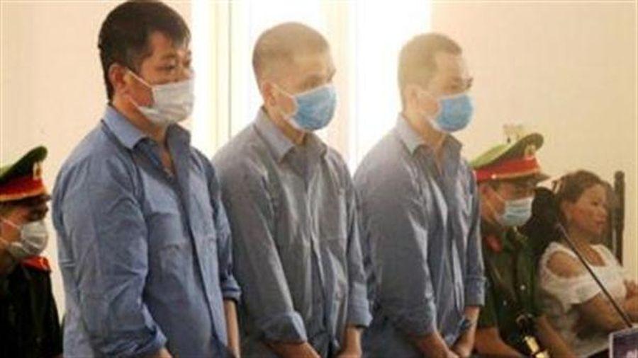 Hai tử tù tự tử: Kiểm danh không thấy bất thường
