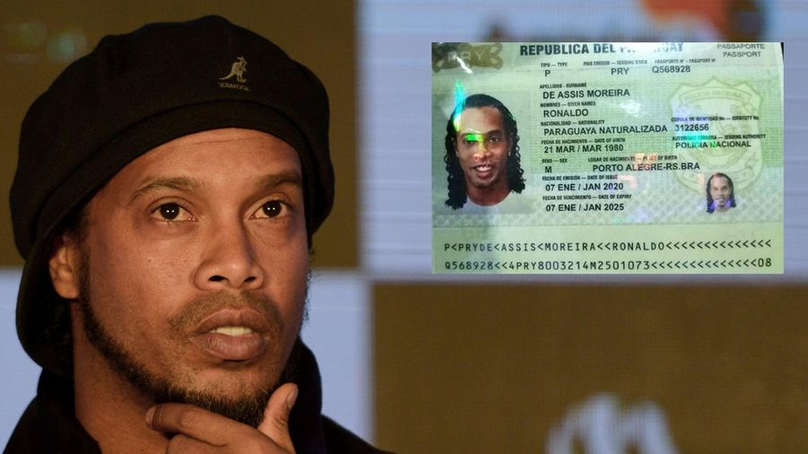 Ronaldinho được tự do trong tháng 8