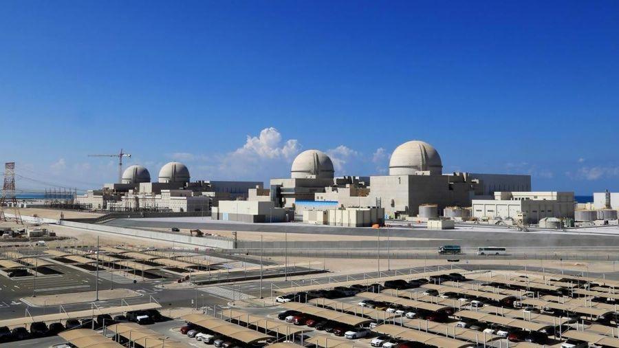 UAE khởi động nhà máy điện hạt nhân đầu tiên ở Arab