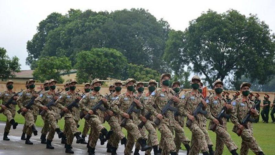 Lực lượng Đặc công Việt Nam tinh nhuệ nhận nhiệm vụ đặc biệt 2020
