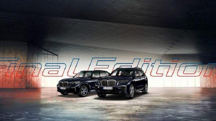 BMW X5 và X7 M50d, 'tạm biệt' động cơ Quad-Turbo Diesel