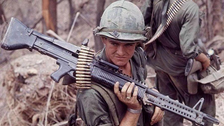 Vũ khí giúp Mỹ đỡ tủi vì thất bại M16 ở chiến trường Việt Nam