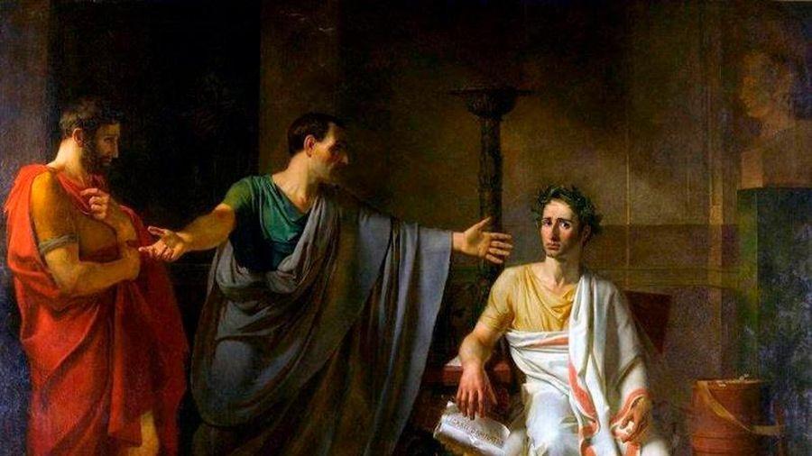 Khó tin Julius Caesar của đế chế La Mã yêu cả nam lẫn nữ
