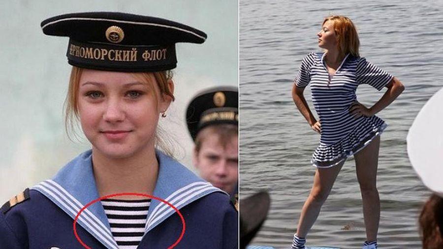 Điều chưa biết về chiếc áo sọc ngang huyền thoại của Hải quân Nga