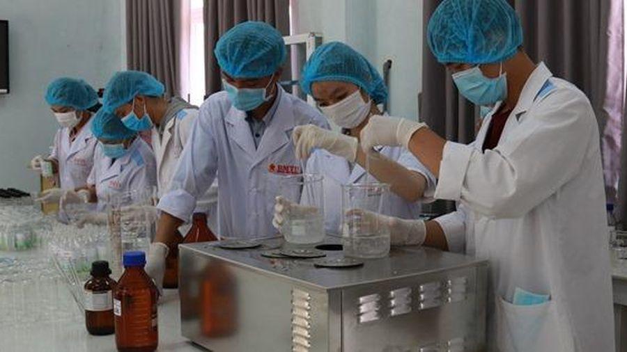 Sinh viên Y khoa Đắk Lắk sẵn sàng tình nguyện phòng chống Covid-19