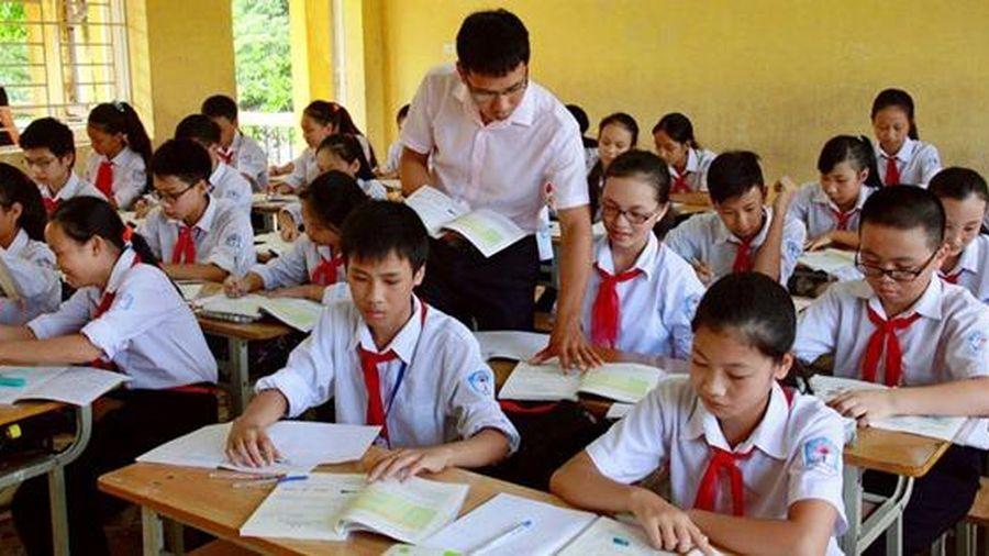 Bắc Giang: Học sinh các cấp tựu trường từ ngày 1/9/2020