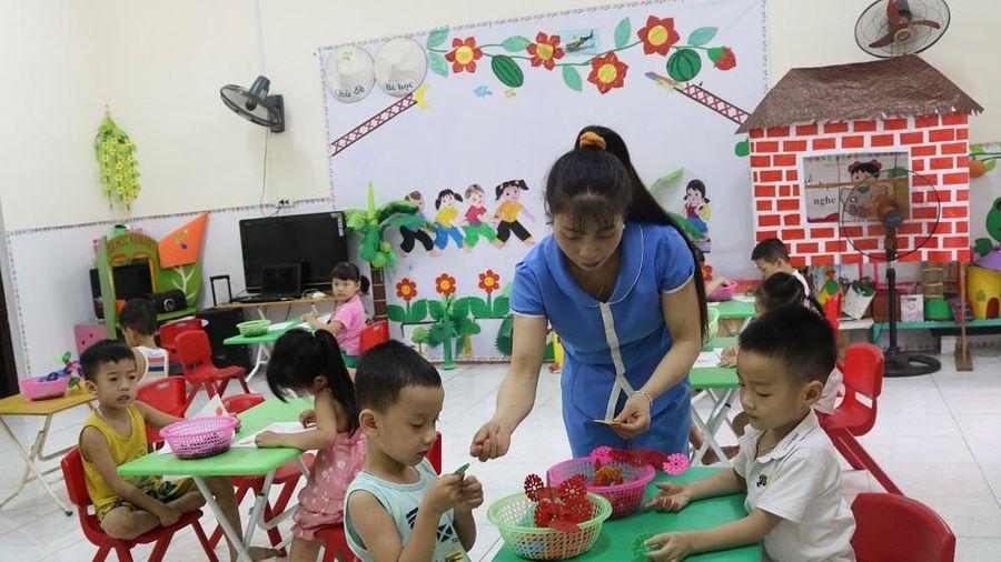 Thái Nguyên: Lấy trẻ là trung tâm và những cái được trong giáo dục mầm non