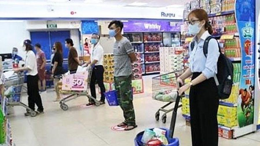 Tăng cường các biện pháp phòng, chống dịch Covid-19 trên địa bàn thành phố Hà Nội