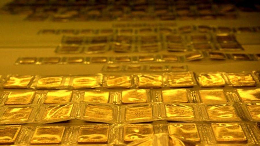 Giá vàng bất ngờ tăng, tiến sát mốc 58 triệu đồng/lượng