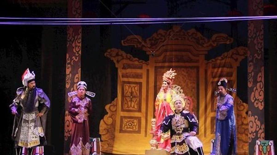 Tạm hoãn cuộc thi 'Tài năng diễn viên sân khấu Trần Hữu Trang' vì COVID-19