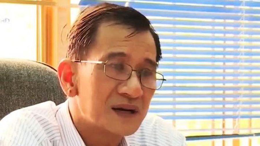 Khởi tố nguyên Phó Chủ tịch thị xã Sông Cầu