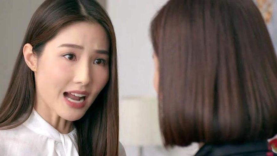 'Tình yêu và tham vọng' tập 41, Linh đối đầu Tuệ Lâm gay cấn