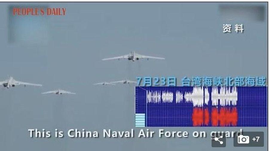 Công bố bằng chứng Mỹ, Trung 'chạm trán' trên không