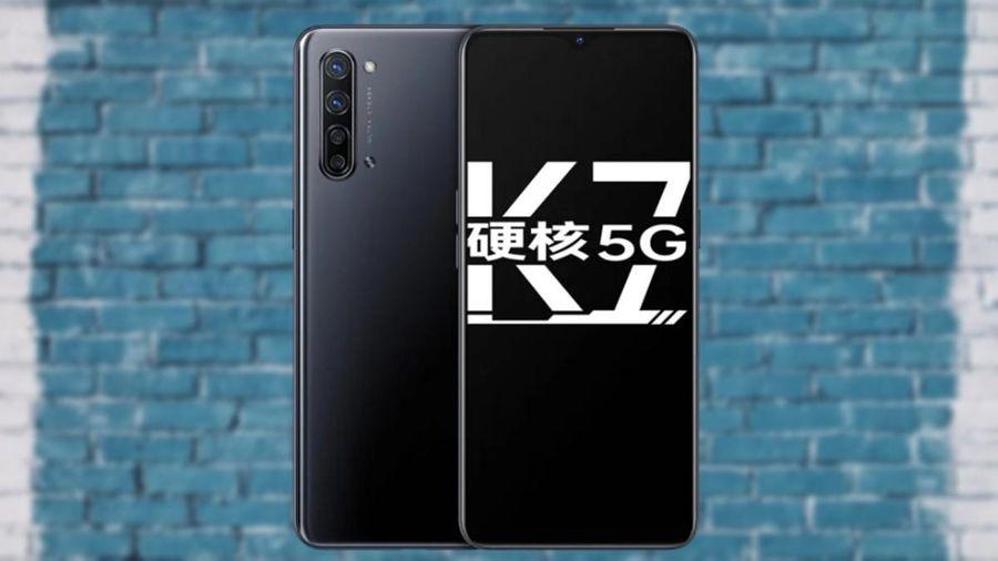 OPPO K7 5G ra mắt: Snapdragon 765G, sạc nhanh 30W, giá từ 286 USD