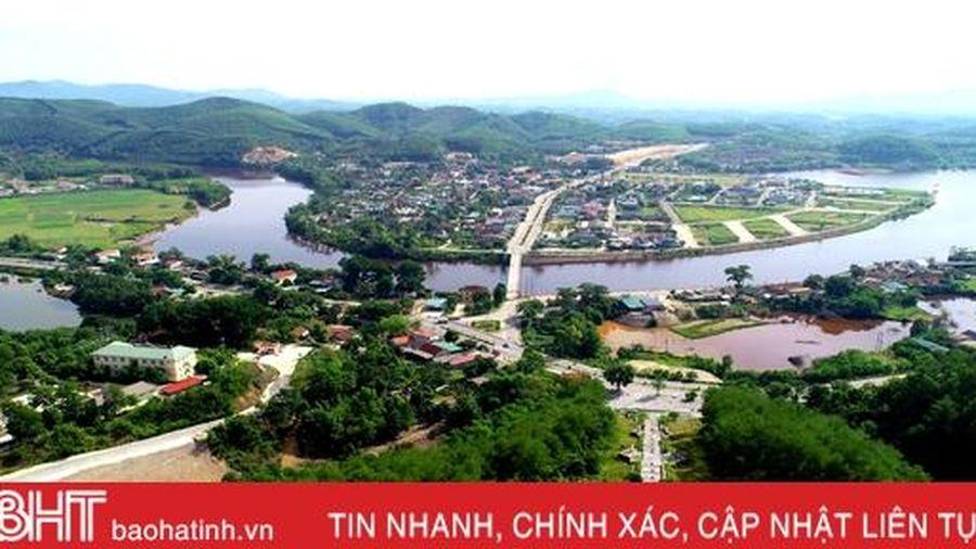 Sức sống tươi xanh của miền đất trẻ Vũ Quang