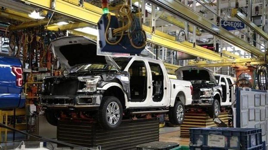 Thị trường ôtô Mỹ tiếp tục đà phục hồi sau khi 'chạm đáy'