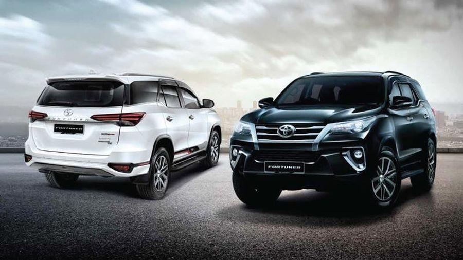 Triệu hồi hơn 700 xe Toyota Innova và Fortuner lắp ráp tại Việt Nam