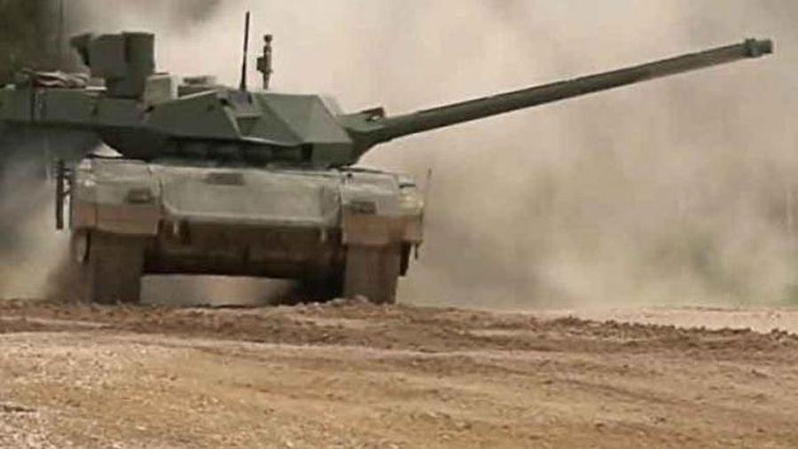 Bộ trưởng Manturov nói về những 'khiếm khuyết' của T-14 Armata